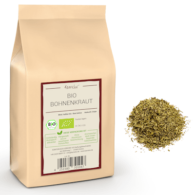 Getrocknetes Bio Bohnenkraut, ohne Zusätze
