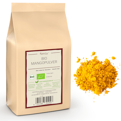 Bio Mango Fruchtpulver fein von Kamelur®