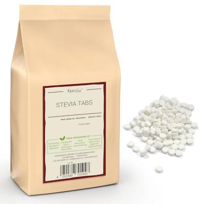 Stevia Tabs, im praktischen Nachfüllpack
