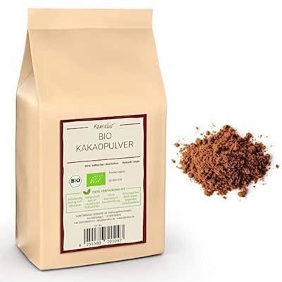 Bio Kakaopulver, stark entölt und ohne Zusätze