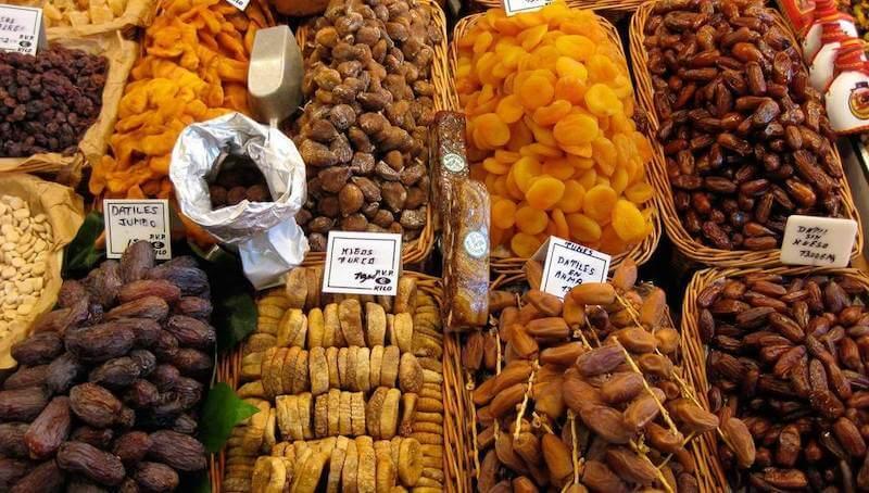 Getrocknete Früchte online kaufen