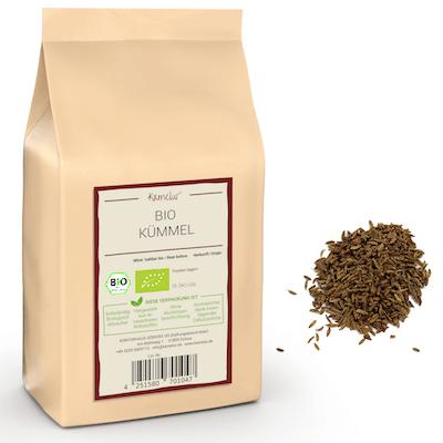 Ganze Bio Kümmel Samen von Kamelur, ohne Zusätze